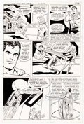Curt Swan and Frank Chiaramonte Krypton Chronicles #1 Page 5 Original Art (DC, 1 Comic Art
