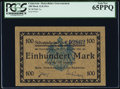 World Currency: , Cameroon Kaiserliches Gouvernement 100 Mark 12.8.1914 Pick 3a.. ...