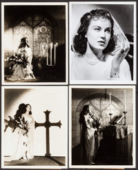 "Fay Wray Lot (1929). Photos (4) (8"" X 10""). Miscellaneous. ... (Total: 4 Items)"