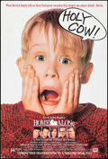 """Movie Posters:Comedy, Home Alone (20th Century Fox, 1990). Rolled, Very Fine+. One Sheet(27"""" X 40"""") SS, Advance. Comedy.. ..."""