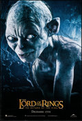"""Movie Posters:Fantasy, The Lord of the Rings: The Return of the King (New Line, 2003). Canadian One Sheet (26.75"""" X 39.75"""") DS Advance, Gollum Styl..."""
