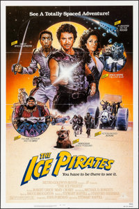"""The Ice Pirates & Other Lot (MGM/UA, 1984). One Sheets (2) (27"""" X 41""""). Science Fiction. ... (Total: 2 Ite..."""