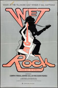 """Movie Posters:Adult, Wet Rock (Variety Films, 1975). One Sheet (27"""" X 41""""). Adult.. ..."""