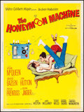 """Movie Posters:Comedy, The Honeymoon Machine & Other Lot (MGM, 1961). Posters (2) (30"""" X 40""""). Comedy.. ... (Total: 2 Items)"""