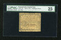 Colonial Notes:Pennsylvania, Pennsylvania April 3, 1772 2s/6d PMG Very Fine 25....