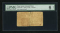 Colonial Notes:New Jersey, New Jersey April 12, 1757 £3 PMG Good 6 Net....