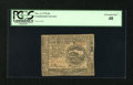 Colonial Notes:Continental Congress Issues, Continental Currency November 2, 1776 $4 PCGS Extremely Fine 40....