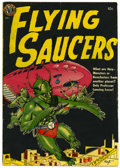 Golden Age (1938-1955):Science Fiction, Flying Saucers #nn (Avon, 1952) Condition: VG-....