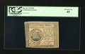 Colonial Notes:Continental Congress Issues, Continental Currency September 26, 1778 $50 PCGS Extremely Fine45....