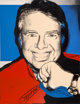 Andy Warhol (1928-1987) Jimmy Carter II, 1977 Screenprint in colors on Strathmore Bristol paper 39-1/4 x 29-1/2 inche