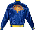 Music Memorabilia:Costumes, Moody Blues Crew Tour Jacket (1981)....