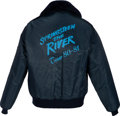 Music Memorabilia:Costumes, Bruce Springsteen The River Tour Jacket (Circa1980-1981)....