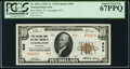 National Bank Notes:Kentucky, Lexington, KY - $10 1929 Ty. 2 First NB & TC Ch. # 906. ...