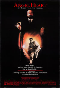 """Angel Heart & Others Lot (Tri-Star, 1987). One Sheets (3) (approx. 27"""" X 40"""" & 27"""" X 41&q..."""