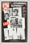 """Movie Posters:Adventure, Lord of the Flies (Continental, 1963). One Sheet (27"""" X 41"""") Life Magazine Style B. Adventure.. ..."""