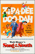 "Movie Posters:Animation, Song of the South (Buena Vista, R-1972/R-1986). One Sheets (2) (27""X 41""). Animation.. ... (Total: 2 Items)"