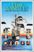 "Movie Posters:Fantasy, Time Bandits (Avco Embassy, 1981). One Sheet (27"" X 41"") Terry Gilliam Artwork. Fantasy.. ..."