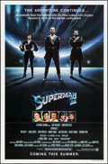 "Movie Posters:Action, Superman II (Warner Brothers, 1981). One Sheet (27"" X 41"") Teaser.Action.. ..."