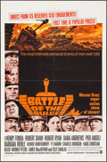 "Movie Posters:War, Battle of the Bulge (Warner Brothers, 1966). One Sheet (27"" X 41"")Jack Thurston Artwork. War.. ..."