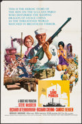 "Movie Posters:War, The Sand Pebbles (20th Century Fox, 1967). One Sheet (27"" X 41"")Howard Terpning Artwork. War.. ..."