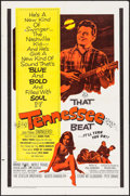 "Movie Posters:Musical, That Tennessee Beat (20th Century Fox, 1966). Folded, Fine/Very Fine. One Sheet (27"" X 41""). Musical.. ..."