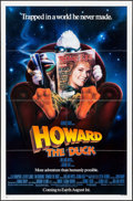 Movie Posters:Comedy, Howard the Duck (Universal, 1986). Folded, Very Fine.