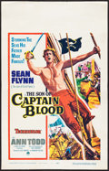 """Movie Posters:Swashbuckler, The Son of Captain Blood & Other Lot (Paramount, 1963). Window Cards (2) (14"""" X 22""""). Swashbuckler.. ... (Total: 2 Items)"""