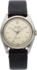 Timepieces:Wristwatch, Rolex, Ref: 6284, Oyster Perpetual, Circa 1958. ...