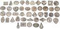 Explorers:Space Exploration, I.S.S. Expeditions 1 through 45: Complete Collection of Unflown Silver Robbins Medals Directly from the Personal Collection of...