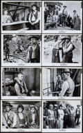 "Movie Posters:Western, Hombre (20th Century Fox, 1966). Photos (16) (8"" X 10""). Western..... (Total: 16 Items)"
