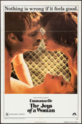 """Movie Posters:Adult, Emmanuelle: The Joys of a Woman & Other Lot (Paramount, 1976). One Sheets (2) (27"""" X 41""""). Adult.. ... (Total: 2 Items)"""