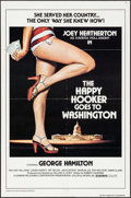 """Movie Posters:Sexploitation, The Happy Hooker Goes to Washington & Other Lot (Cannon, 1977).One Sheets (2) (27"""" X 41""""). Sexploitation.. ... (Total: 2 Items)"""