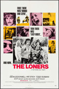 "Movie Posters:Action, The Loners & Others Lot (Fanfare, 1972). One Sheet (27"" X 41"")& Lobby Cards (13) (11"" X 14""). Action.. ... (Total: 14 Items)"