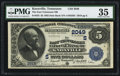 National Bank Notes:Tennessee, Knoxville, TN - $5 1882 Date Back Fr. 533 The East Tennessee NB Ch.# (S)2049. ...