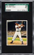 Baseball Cards:Singles (1950-1959), 1950 Bowman Larry Doby #39 SGC 96 Mint 9 - Pop One, None Higher!...