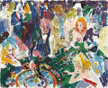 Prints:Contemporary, LEROY NEIMAN (American b. 1926). Casino, 1972. Silkscreenprint. 36-7/8 x 40-7/8 inches (93.7 x 103.8 cm). Artist Proof ...