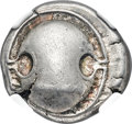 Ancients:Greek, Ancients: BOEOTIA. Thebes. Ca. 425-400 BC. AR stater (20mm, 12.20gm, 3h). NGC XF 4/5 - 4/5....