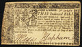 Colonial Notes, Maryland April 10, 1774 $8 Very Fine.. ...