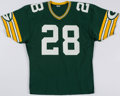 Football Collectibles:Uniforms, 1984-85 Mike McLeod Green Bay Packers Game Worn Jersey.. ...