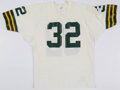 Football Collectibles:Uniforms, 1979 Steve Atkins Game Worn Green Bay Packers Jersey. . ...