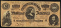 Confederate Notes, T65 $100 1864 PF-3 Cr. 494.. ...
