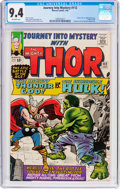 Silver Age (1956-1969):Superhero, Journey Into Mystery #112 (Marvel, 1965) CGC NM 9.4 Off-whitepages....