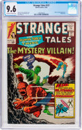 Silver Age (1956-1969):Superhero, Strange Tales #127 (Marvel, 1964) CGC NM+ 9.6 Off-white to whitepages....
