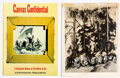 Animation Art:Production Drawing, Kelly Freas Canvas Confidential Paul Cézanne and SevenDwarfs Illustration Original Art Group of 2 (Dial Press, 19...(Total: 2 Original Art)