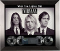 Music Memorabilia:Awards, Nirvana With the Lights Out RIAA Platinum Sales Award (DGCB0003727-00, 2004)....