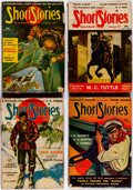 Pulps:Anthology, Short Stories Box Lot (Short Stories Inc., 1940-43) Condition:Average GD....