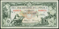 Canadian Currency, Toronto, ON- Canadian Bank of Commerce $10 Jan. 2, 1935 Ch. #75-18-08. ...