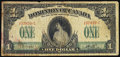 Canadian Currency, DC-23a $1 1917. ...
