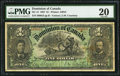 Canadian Currency, DC-12 $1 1897. . ...