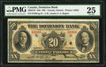 Canadian Currency: , Toronto, ON- Dominion Bank $20 Feb. 1, 1931 Ch. # 220-24-10.. ...